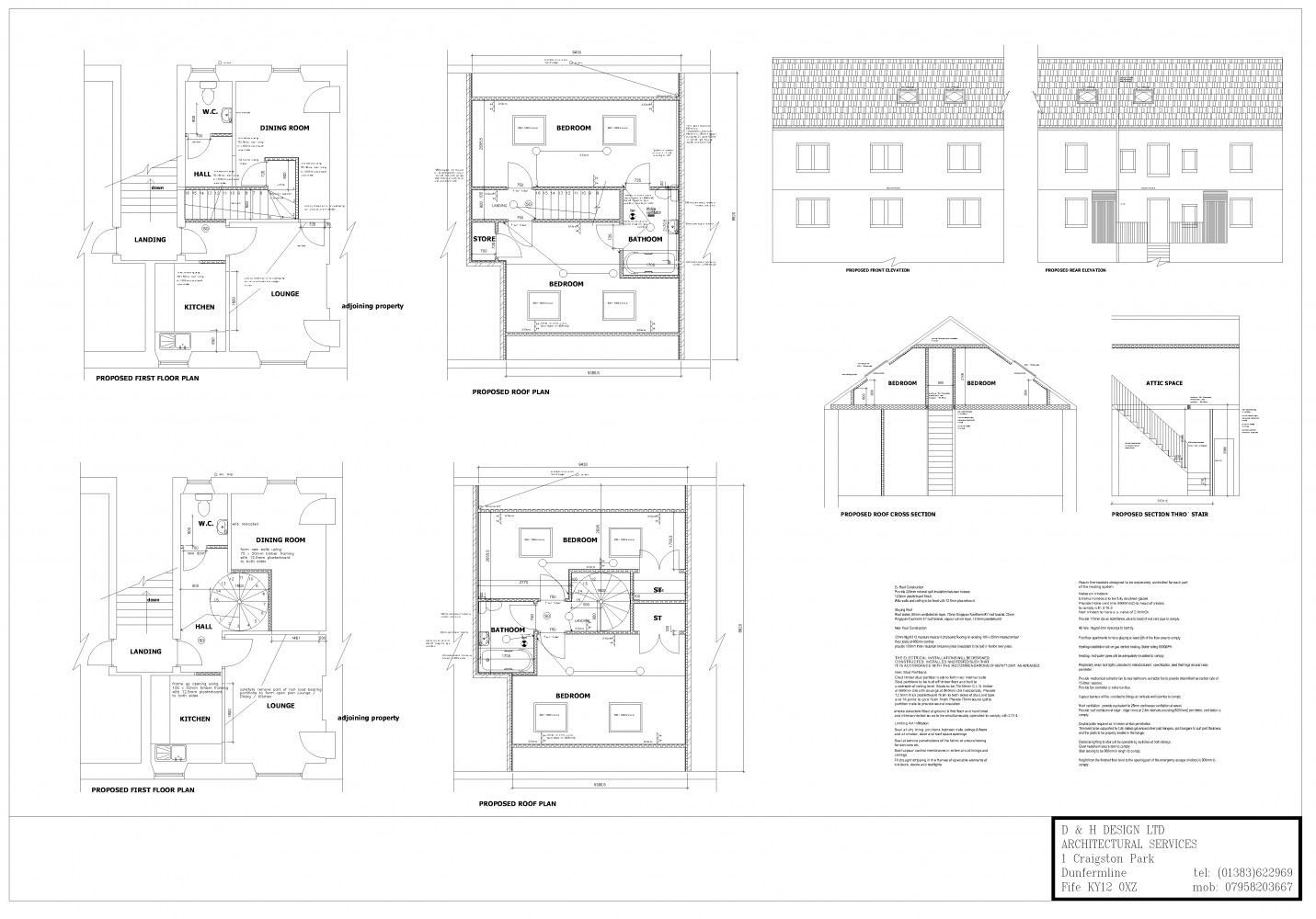 loft conversion plans 3 10 from 92 votes loft conversion plans 5 10 ...